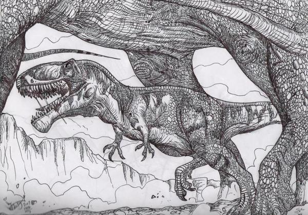 Tarbosaurus vs Spinosaurus