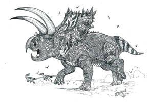 Mighty Magnacuerna by HodariNundu