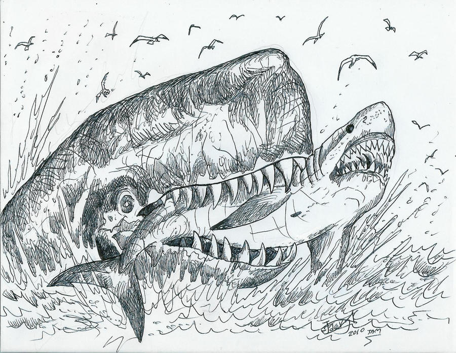 leviathan coloring pages - photo#30