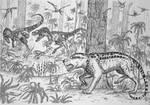 Dinosaur hunter?