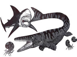 Welcome to the food chain by HodariNundu