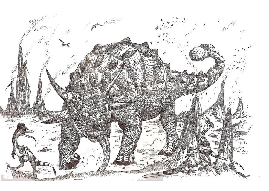 Atercurisaurus Termite-nator by Hodar...