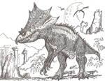 Torgosaurus torvus