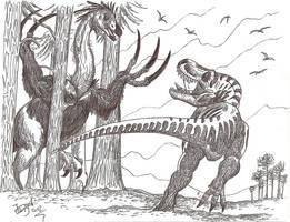 A Royal Fright by HodariNundu