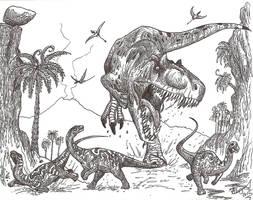 Run, Baby, Run! by HodariNundu