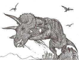Off with its head! by HodariNundu