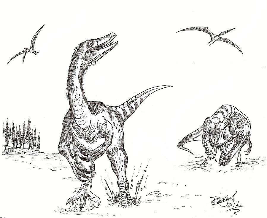 Saltillomimus by HodariNundu