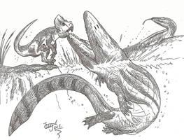 Pannoniasaurus Is Awesomesauce by HodariNundu