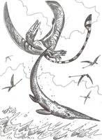 A Shark of a Shock by HodariNundu