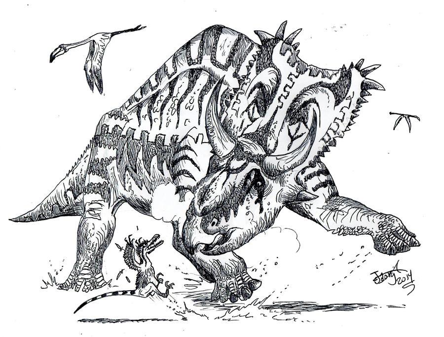 Khalkotaurus, Finally! by HodariNundu