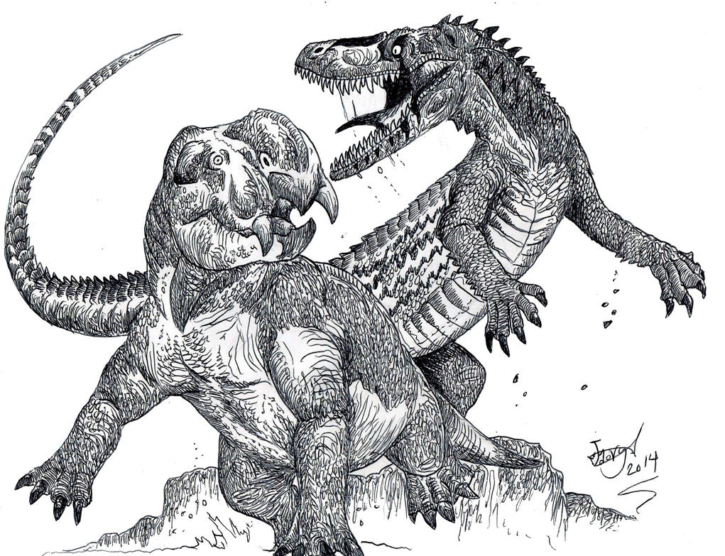 Nundasuchus by Nundu!! by HodariNundu