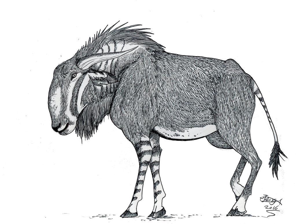 Rusingoryx by HodariNundu