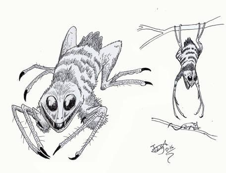 Arachnoraptor damocles