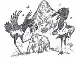 The Other Terror Birds