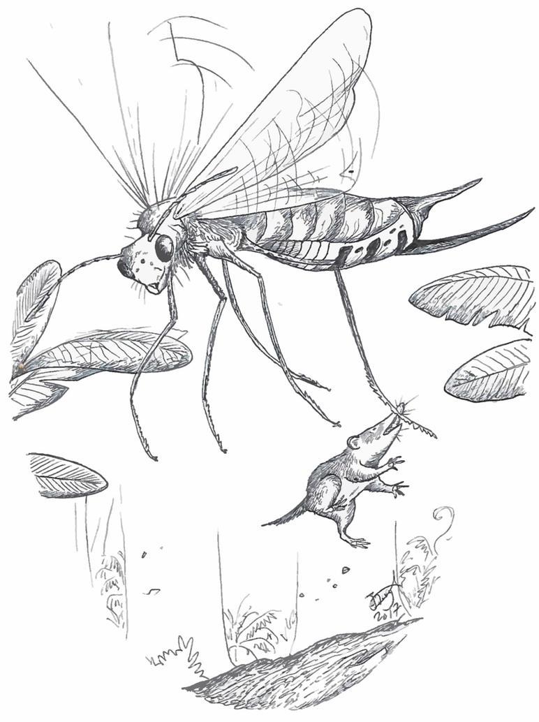 Brave Batodonoides by HodariNundu