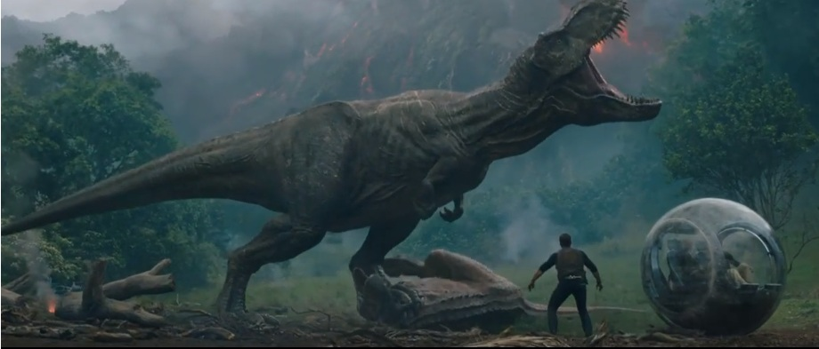 T-rex Her by HodariNundu