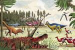 Commission- Appalachian Dinos