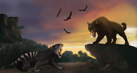 Rise of Smilodon