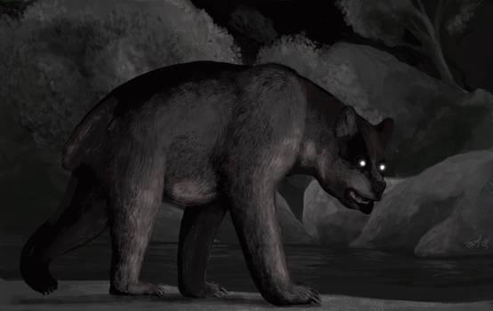 Pleistocene Camera Trap: Arctodus