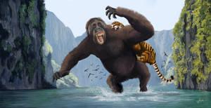 Attack on a titan