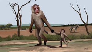 Paradolichopithecus