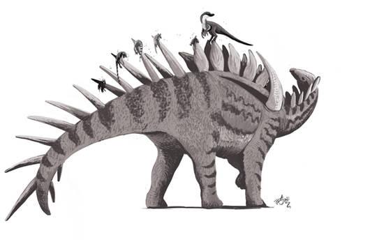 Jurassic Shrike