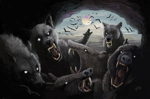 Who's afraid of the dire wolf?