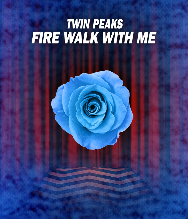 Twin Peaks: Fire Walk With Me alternate cover by jaredlyon