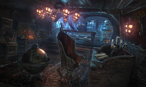 Captains Cabin by ArtifexMundi