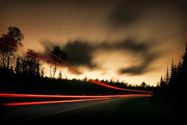 Light Speed by tfavretto
