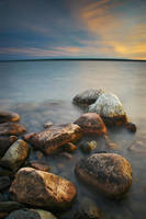 Last Light at McCort Point by tfavretto