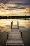 Calm Evening at Gawas Bay