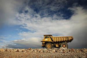 Tonka Truck by tfavretto