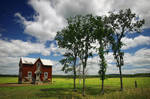 The Farmhouse by tfavretto
