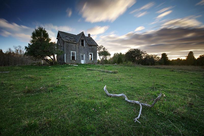 Blue Road Farmhouse by tfavretto