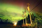 Electric Sky by tfavretto