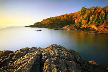 Presque Isle Point by tfavretto
