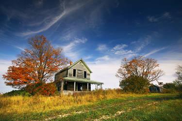 Germfask Farmhouse by tfavretto