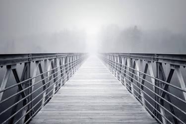Fort Creek Footbridge by tfavretto