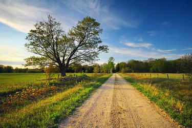 Sand Ridge Road