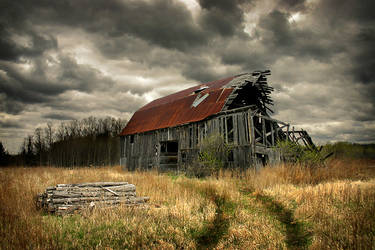 Rural Relic by tfavretto