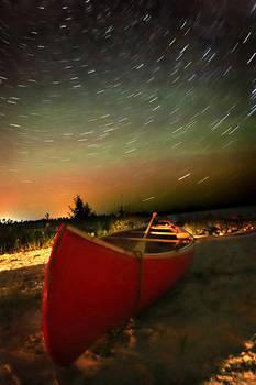 Stars over Canoe Point