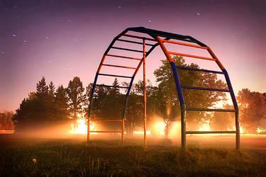 Nocturnal Playground by tfavretto