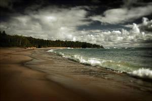Sawpit Bay by tfavretto