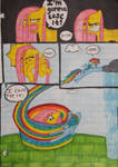 MLP rainbow + fluttershy page 7