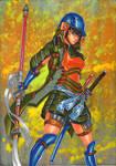 SAMURAI girl -NAGINATA-