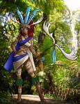 Kuwa Tribe - Shaman