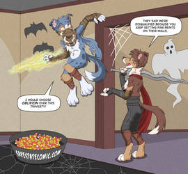 Halloween 2014 by TimWeeks