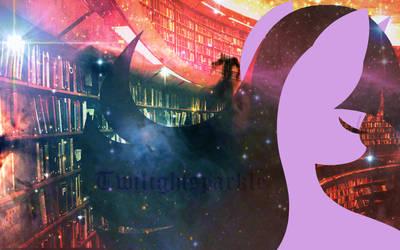 MLP Wallpaper: Twilight Sparkle by JeffCross
