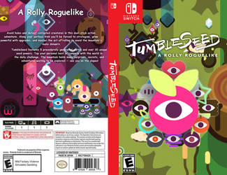 Tumbleseed box art by JeffCross